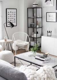 4 Easy Ways to Style a Coffee Table - Homey Oh My