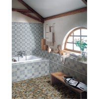 Wholesale Porcelain Tile Mosaic Pebble Design Shower Tiles ...