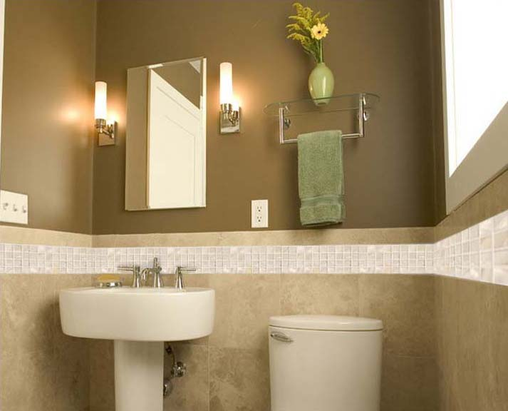 Mother of Pearl Tiles Bathroom Liner Wall Tile
