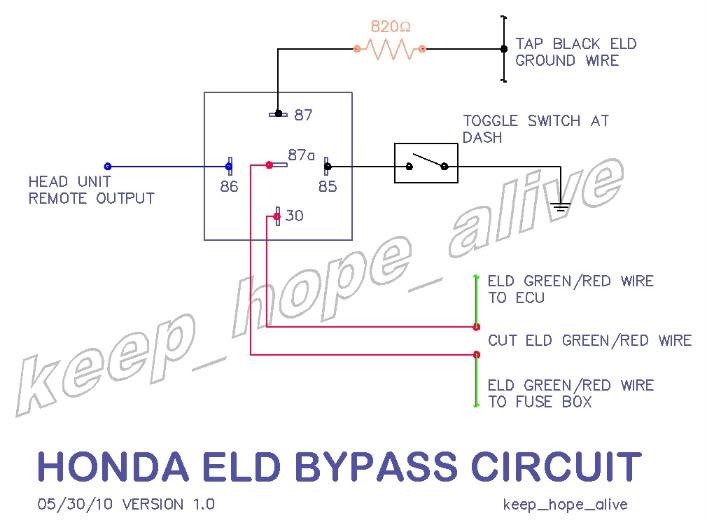 Honda Electrical Load Detection (ELD) Bypass - Honda Accord Forum