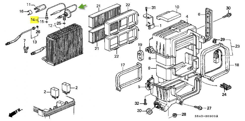 2015 gmc acadia engine diagram