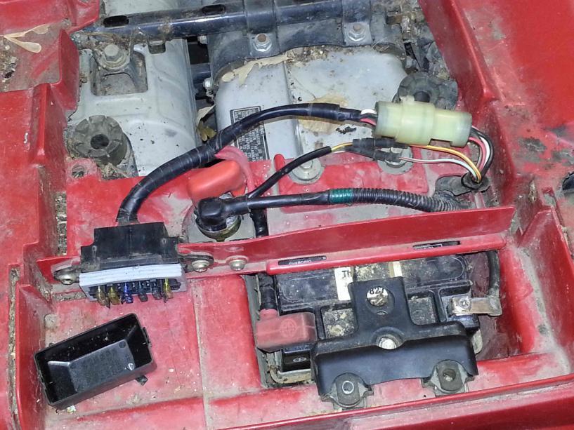 86 TRX350 Fourtrax Electrical Issue - Page 3 - Honda ATV Forum