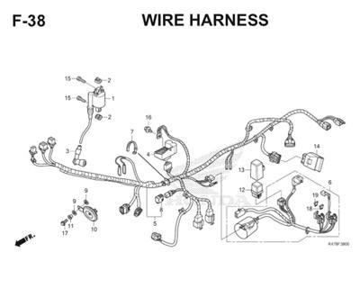 Wiring Diagram Motor Honda Blade - Wwwcaseistore \u2022