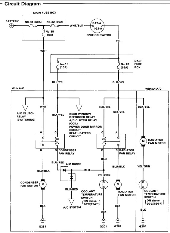 1990 Bmw 325i Cooling Fan Relay Wiring Diagram Online Wiring Diagram