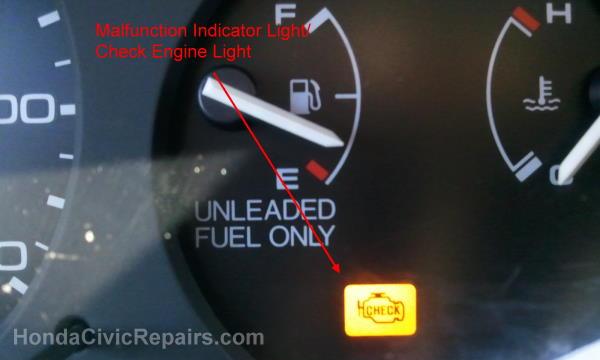 Replacing the Oxygen Sensor - Honda