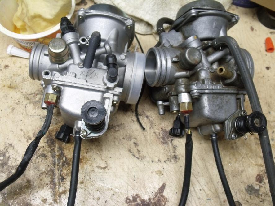 honda rancher es carburetor schematic