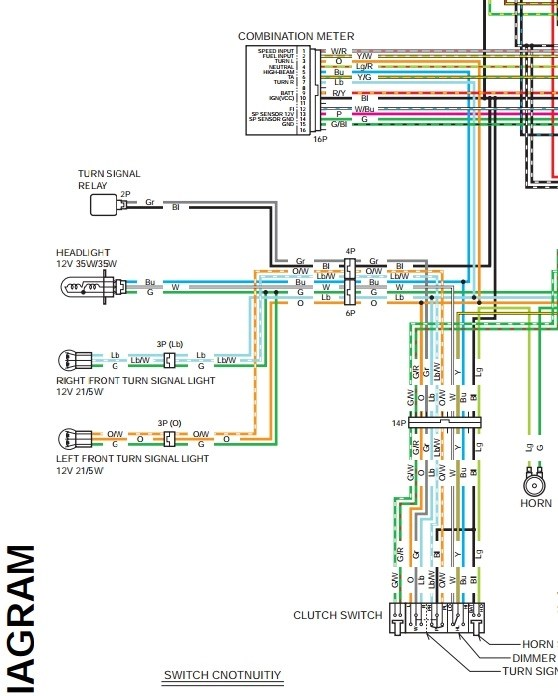 Wiring Diagram For Headlight Wiring Diagram