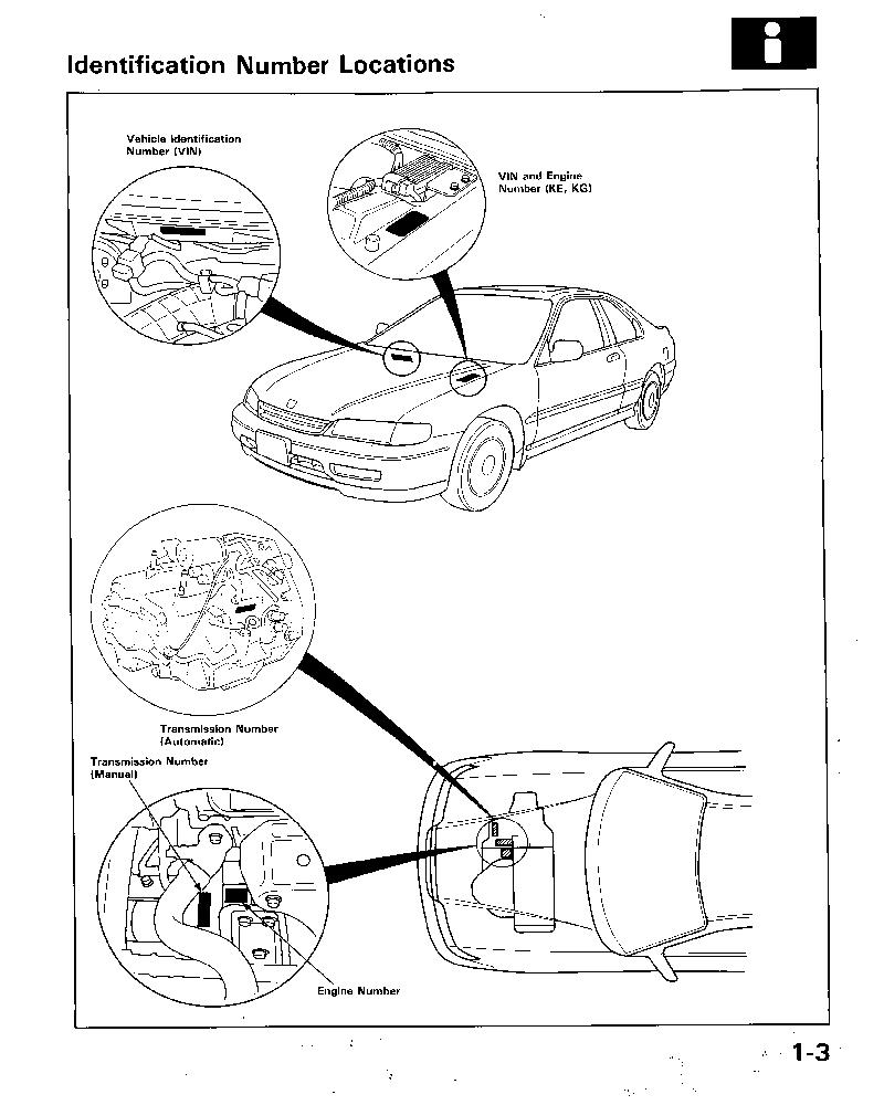 honda civic 1996 1998 car service manual