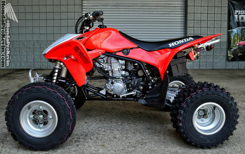 2017 Honda TRX450R / TRX400X Race & Sport ATV Models ...