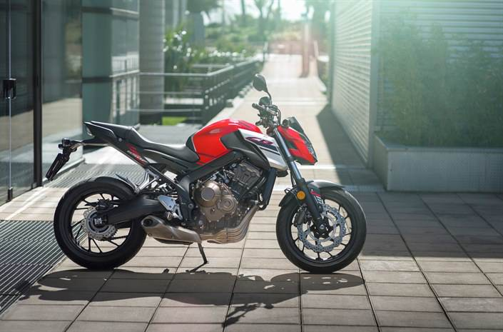2018 Honda CB650F Review / Specs All-New Naked CBR Motorcycle for