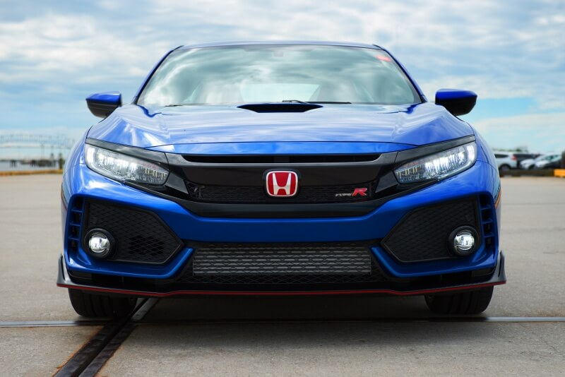 2017-2018 Honda Civic Type R Turbo Review of Specs / RD