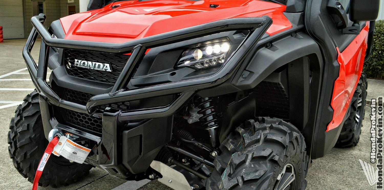 2016 honda pioneer 1000