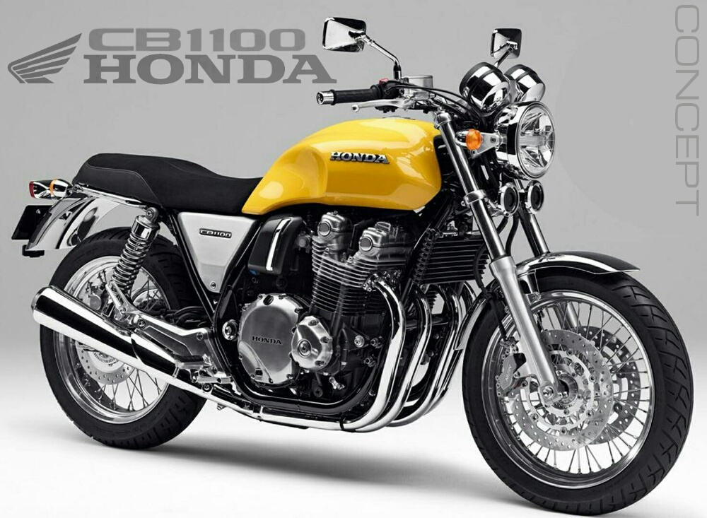 2016 honda cb1100 concept motorcycle pictures honda