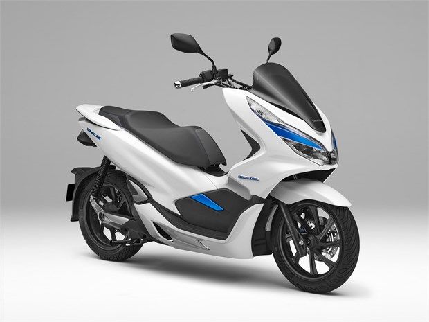 2019 Honda PCX Electric  Hybrid Scooters Coming to the USA? Tokyo