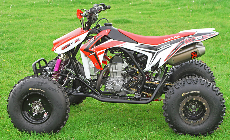2016 2017 Honda Trx 450r Sport Atv Four Wheeler Model ...