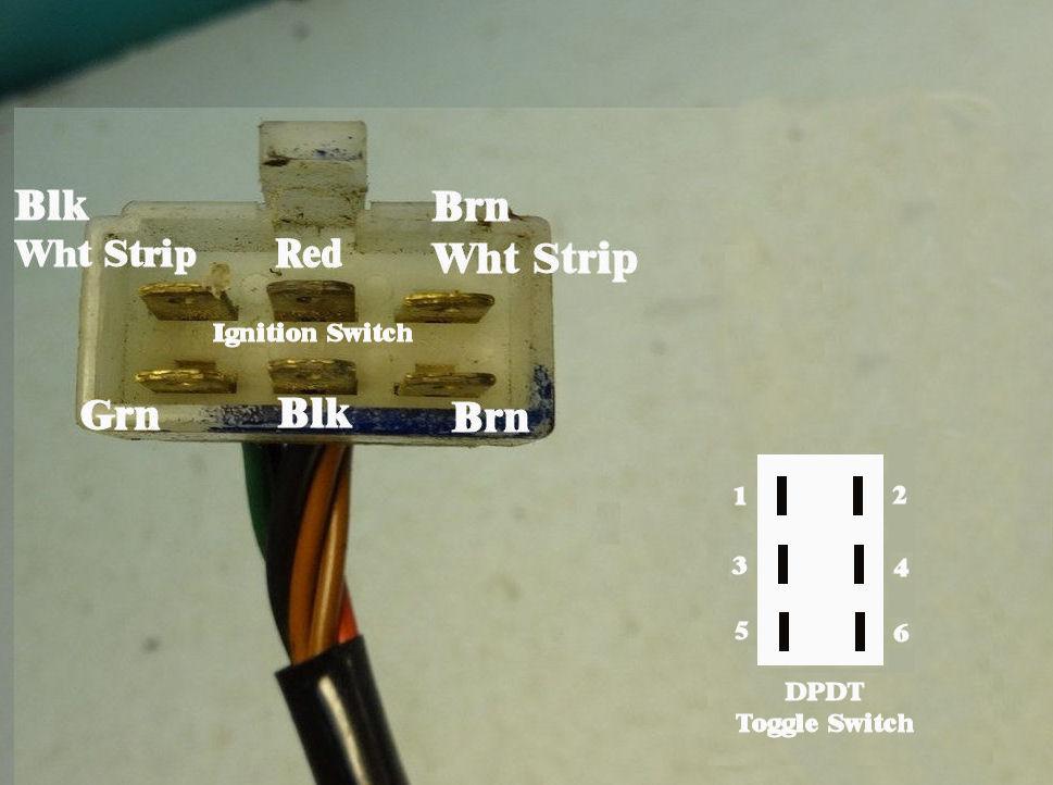 Honda Ignition Switch Wiring Diagram Wiring Schematic Diagram