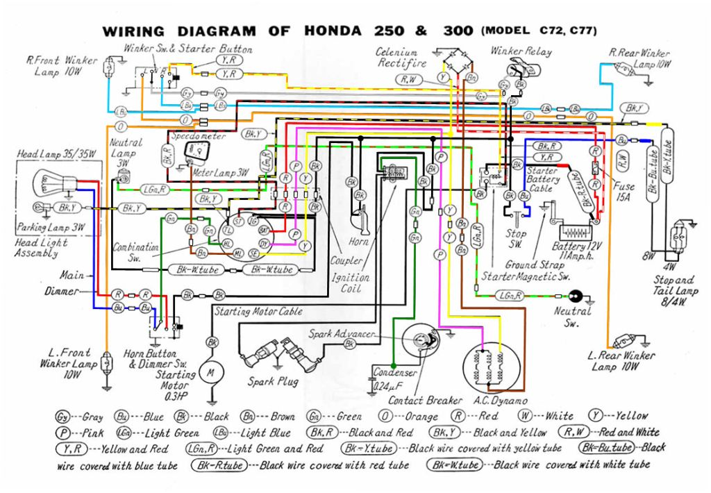 Ca77 Wiring Diagram Wiring Diagram