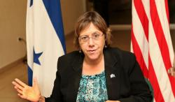 Lisa Kubiske United States of America Ambassador to the Country of Honduras