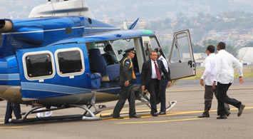 President Lobo Visits Chile
