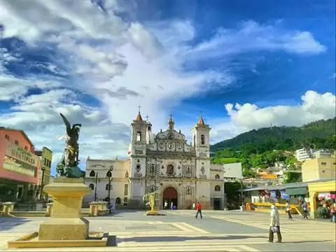 The Capital Cities of Honduras