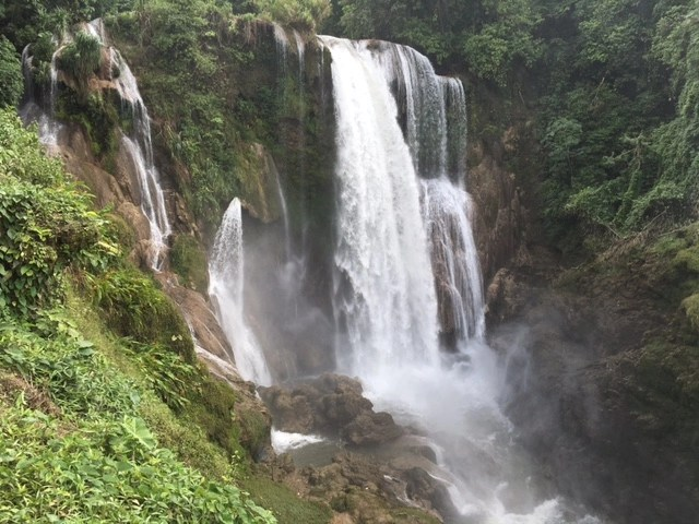Pulha Waterfalls