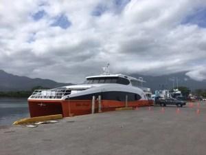 Utila Ferry