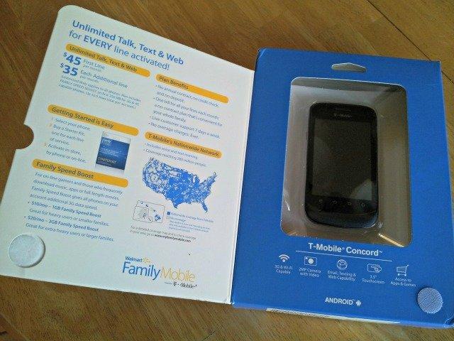 Walmart Family Mobile Concord