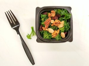 Healthy choices at Chick-fil-A fast food