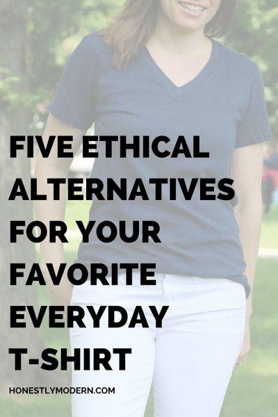 5 Ethical Alternatives For Killer Casual Style