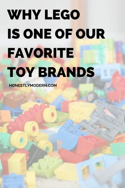 Why LEGO is One of Our Favorite Toy Brands