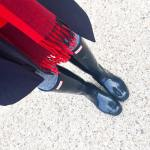 It was cold enough to break out the hunterboots! Ihellip