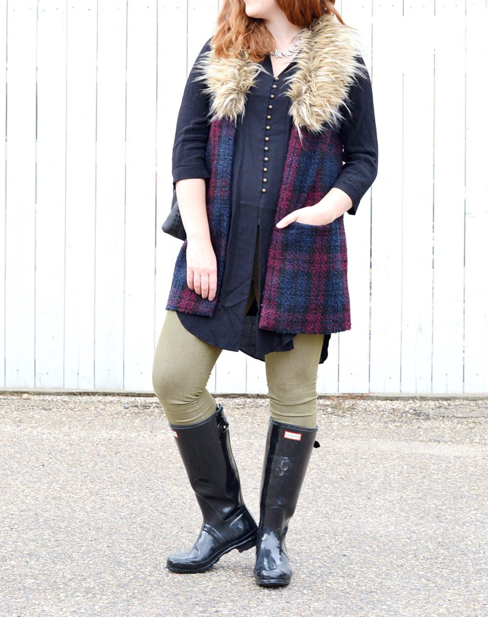 Canadian style fashion blogger in Edmonton Alberta