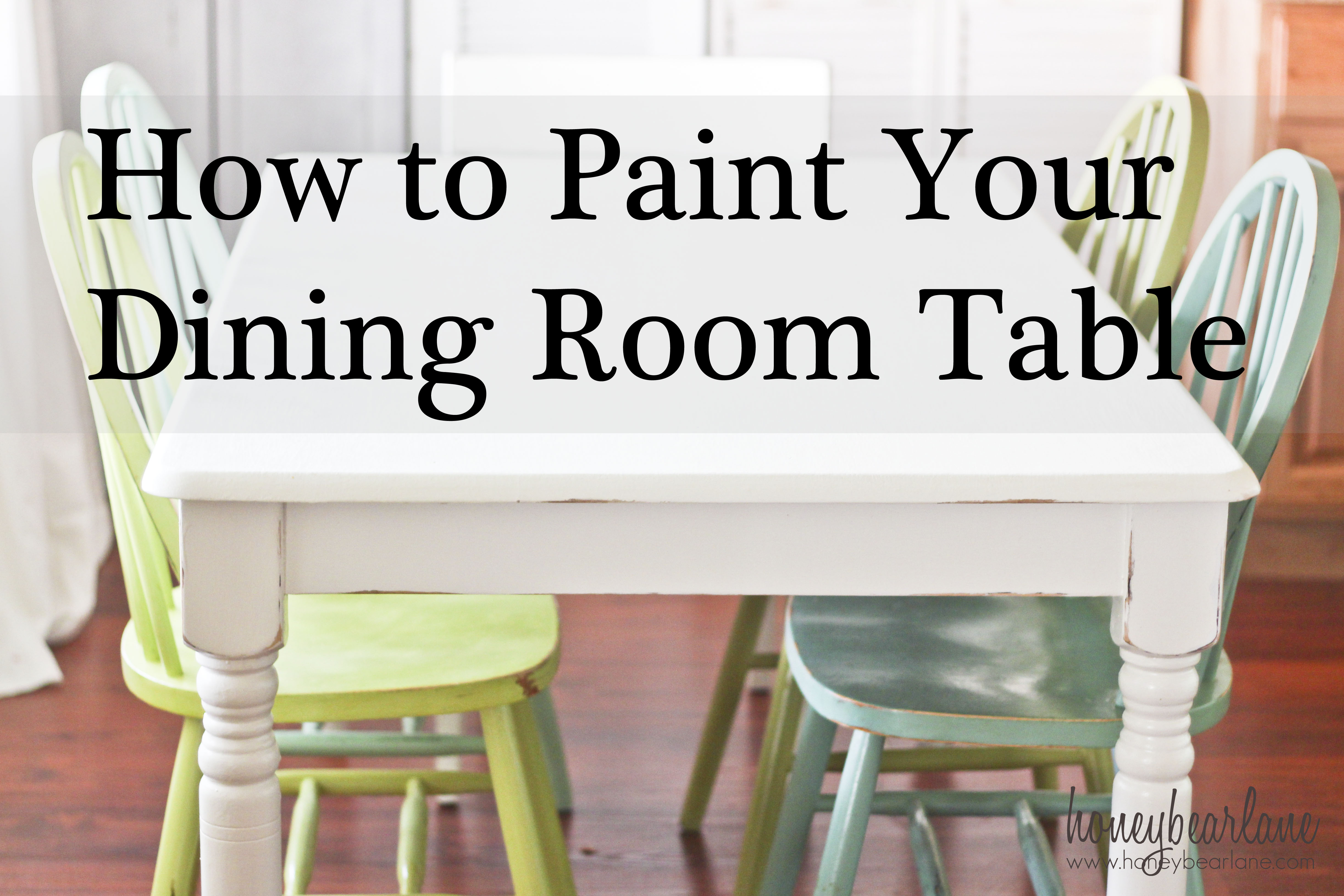 painting the dining room table a survivors story painting kitchen table This