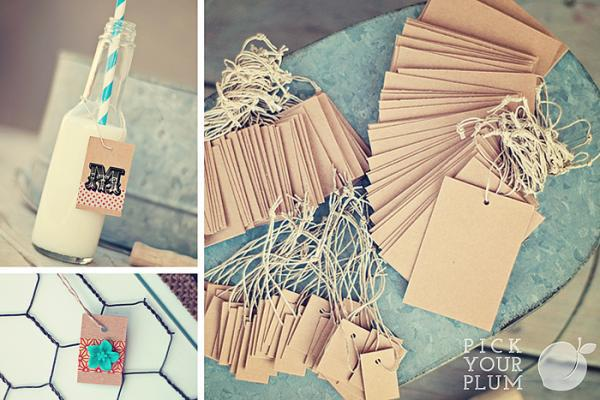 This Crazy LifeMichelle Underwood Designs Christmas wrapping - packaging slips