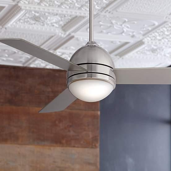 Modern Ceiling Fan One Room Challenge