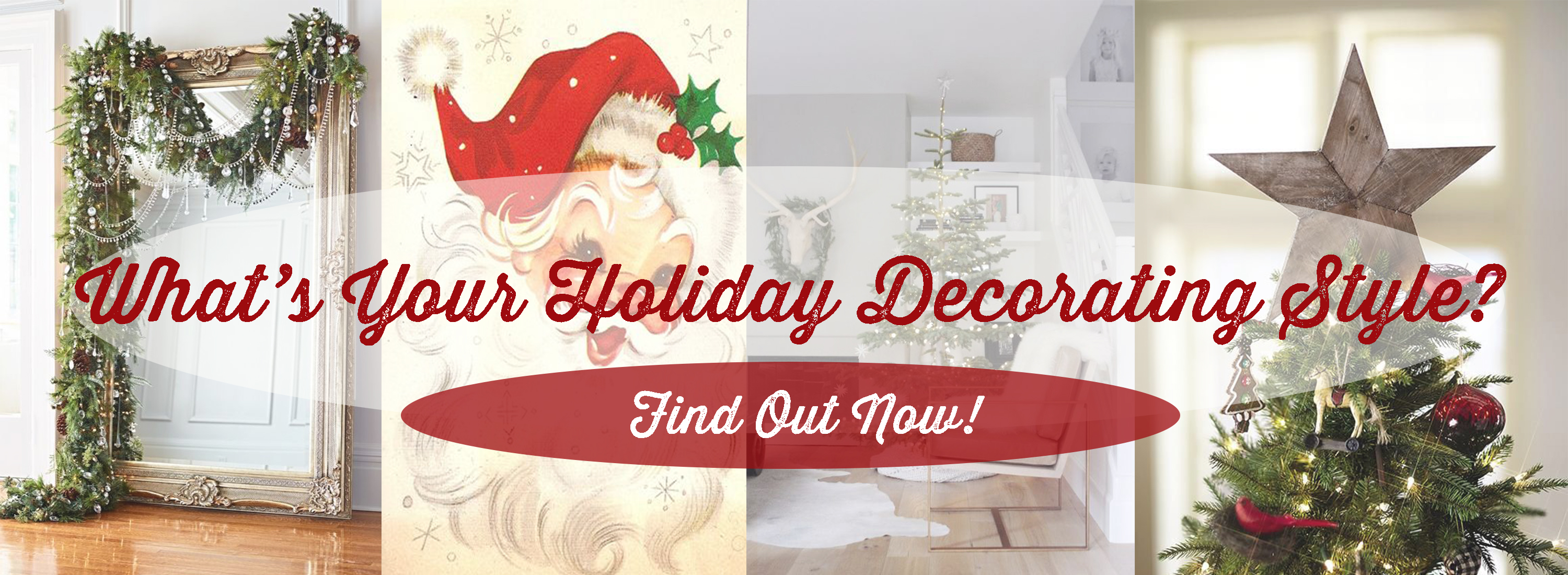 100 Home Design Styles Quiz Furniture Christmas