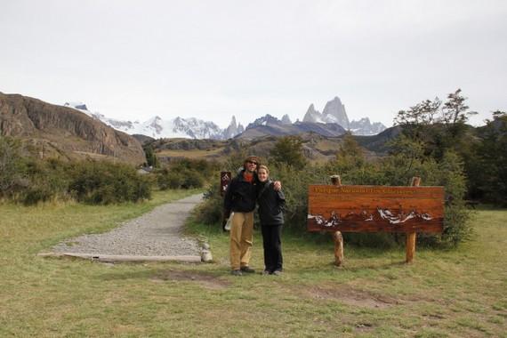 Los Glacieres Hikes