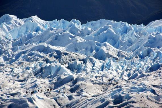 Big Ice Hike at Perito Moreno