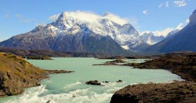 Torres del Paine River