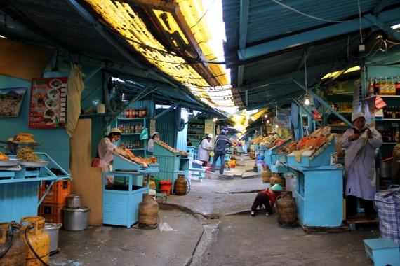 La Paz Mercado Uruguay