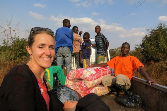 Malawi Mozambique border crossing tips