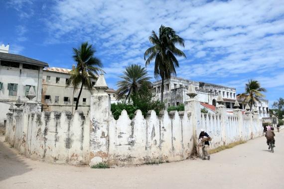 Zanzibar Architecture, Tanzania
