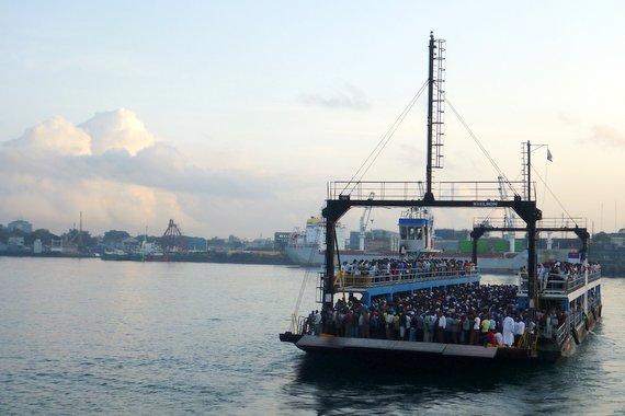 Likoni Ferry Mombasa Kenya