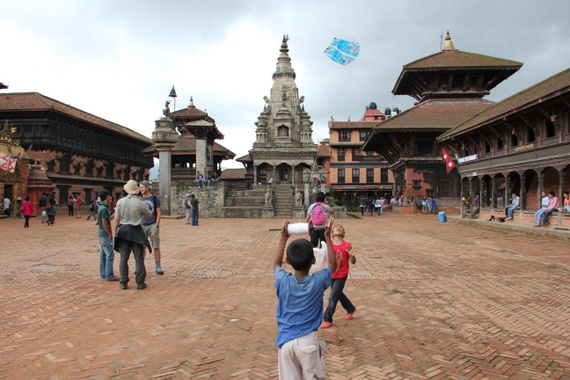 Bhaktapur durbar square travel