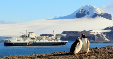 Antarctica: The Expedition Begins!