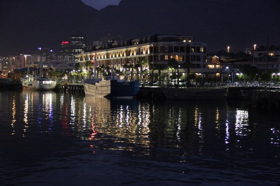 Cape Grace on V&A Waterfront