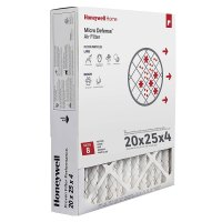 5 Filter Bundle of Honeywell CF100A1025 4-Inch High ...