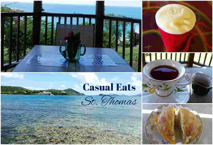Casual & Reasonable Easts St. Thomas USVI