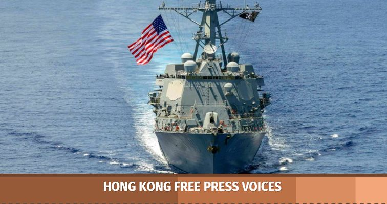 Should the West concede to a Chinese sphere of influence? Hong
