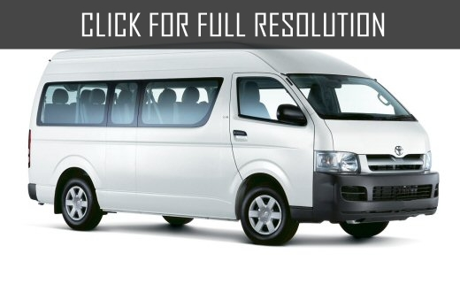 Toyota Quantum - reviews, prices, ratings with various photos